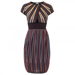 M by Missoni striped fine knit dress, size 6